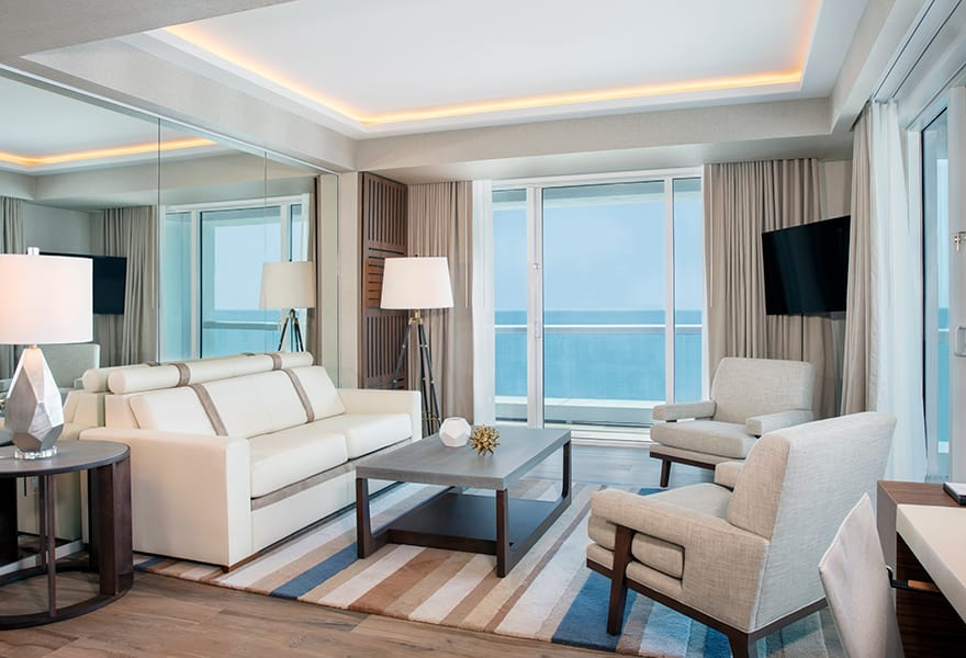 Stay Suites At Conrad Fort Lauderdale Beach Florida Resort